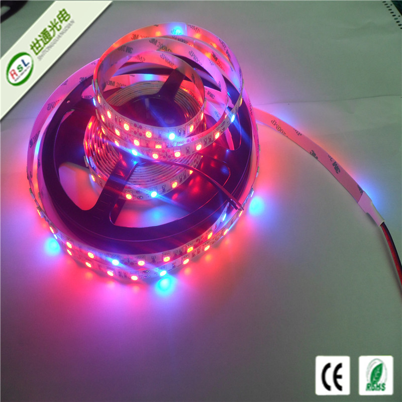 continuous led strip for plant growing