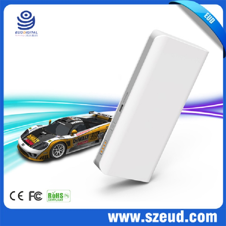 20000Mah 5v 1a Lithium portable universal power bank for macbook pro for iphone samsung htc nokia