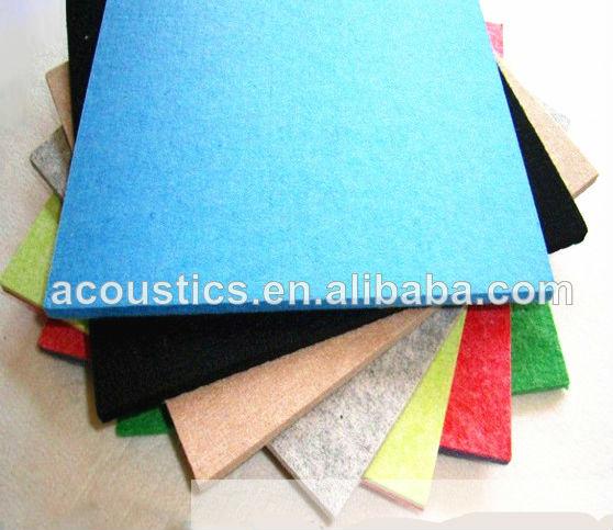 Bureau bruit absorbeur mat riel polyester fiber de panneau - Absorbeur de bruit ...