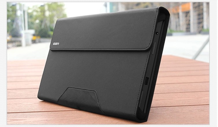 Business Stand Pu Leather Case For Microsoft Surface Pro 1