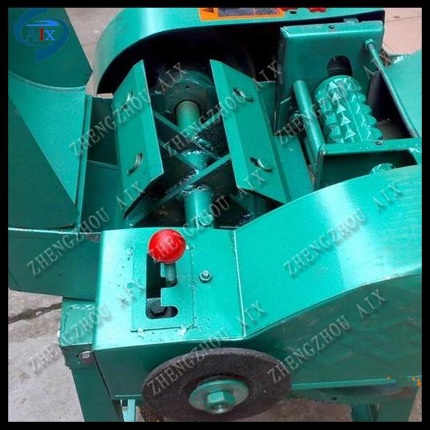 straw shredder machine