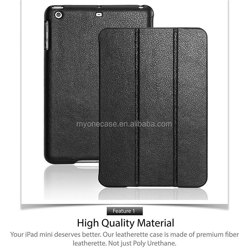 multi-angle viewing stand lightweight for iPad mini retina portfolio case