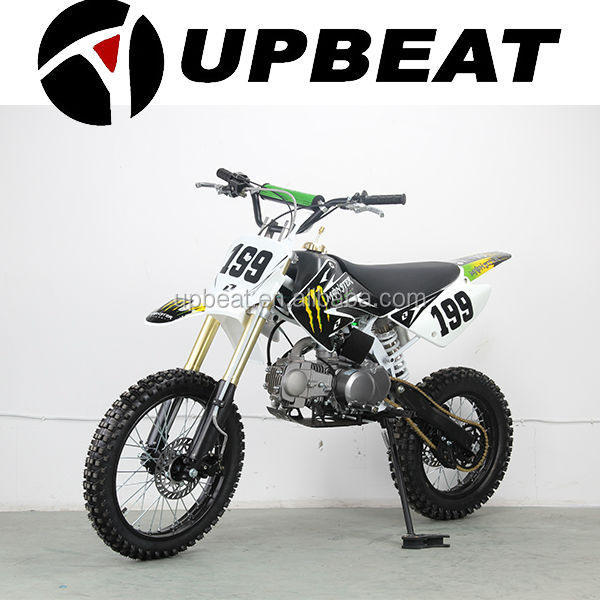 upbeat motorrad 125cc dirt bike lifan pit bike monster. Black Bedroom Furniture Sets. Home Design Ideas