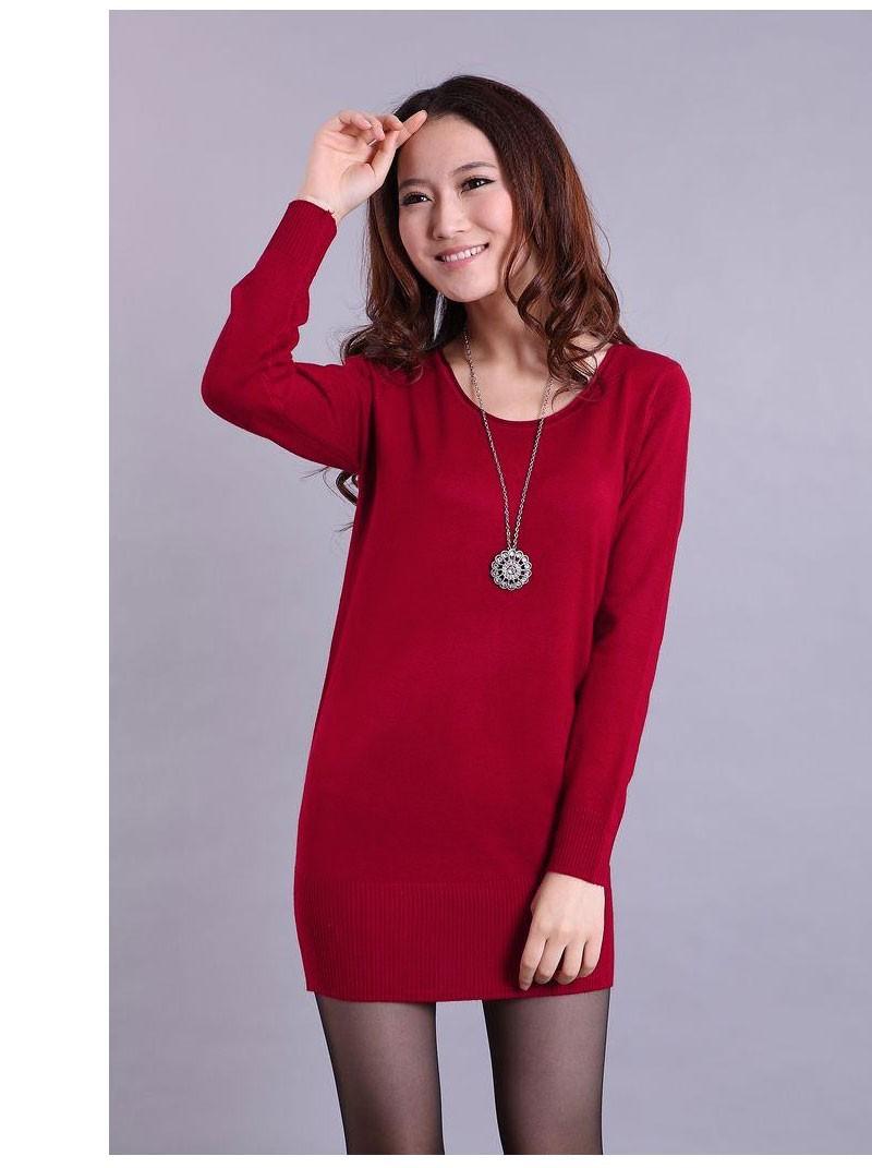 Платье Пуловер Доставка
