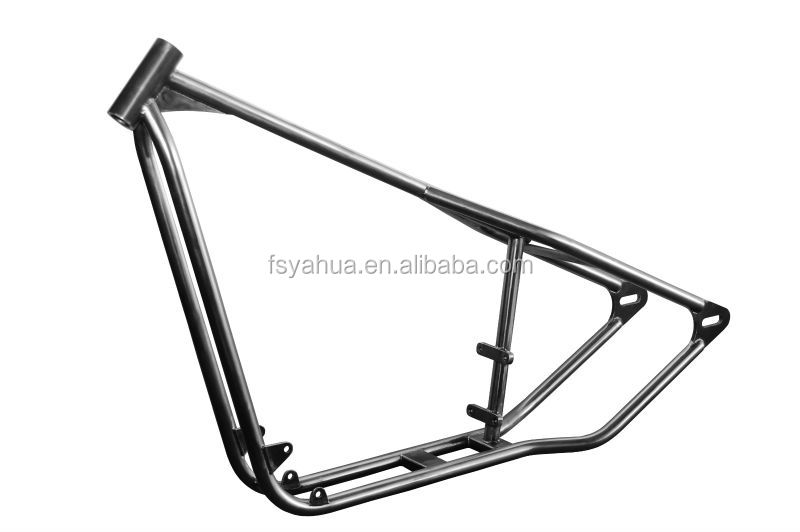 Aluminum Frame: Aluminum Frame Motorcycle