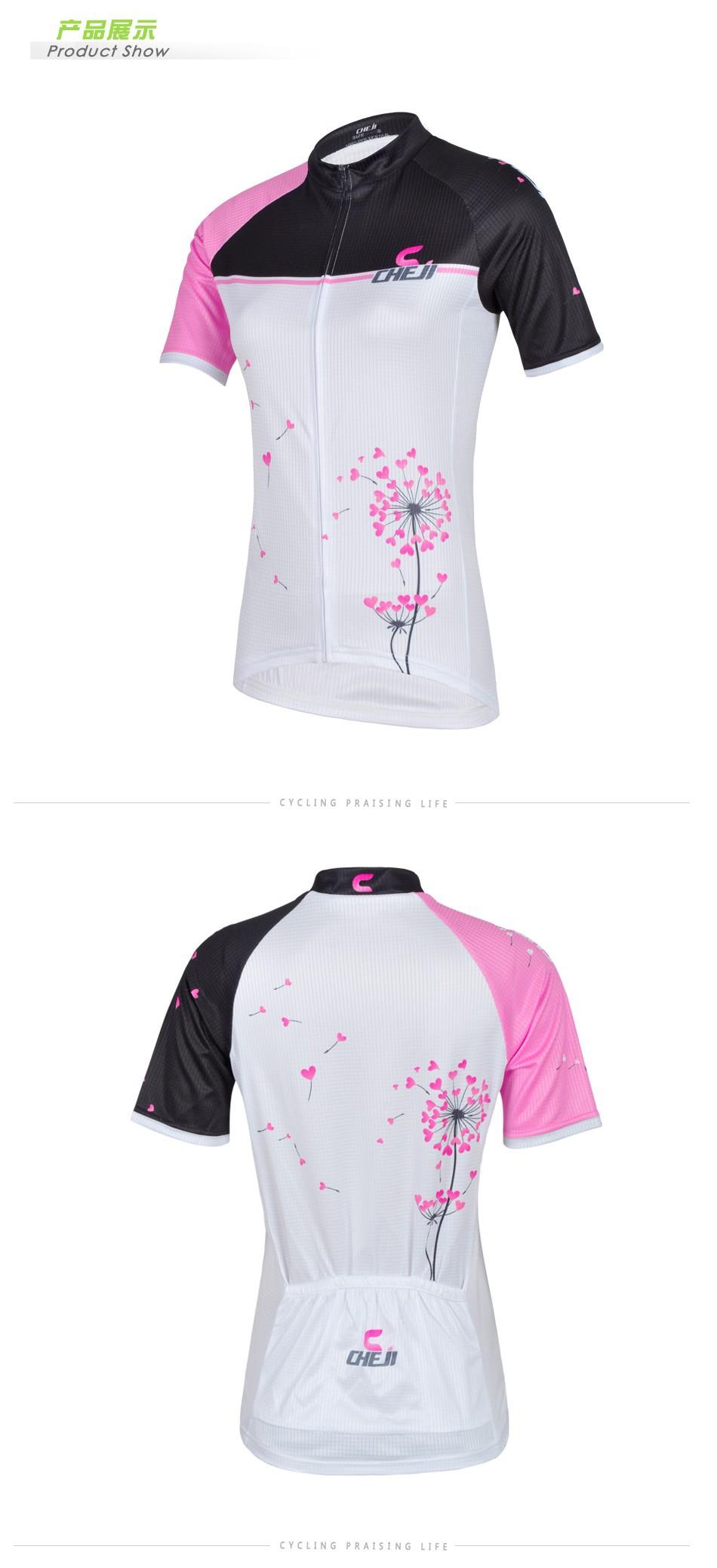 Женский костюм для велоспорта , /, Paded, s/xl cheji women cycling jersey
