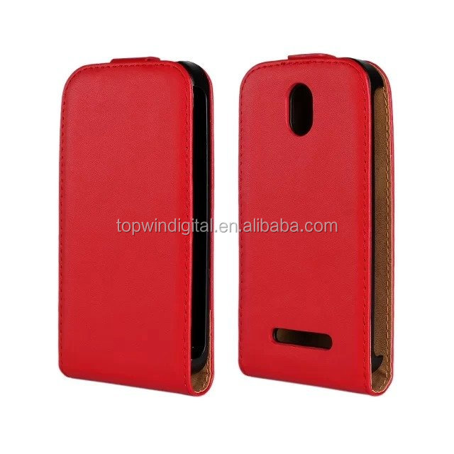 2014 Hot Selling Funky Mobile Phone Case for HTC Desire 500 506E With 11 Colors