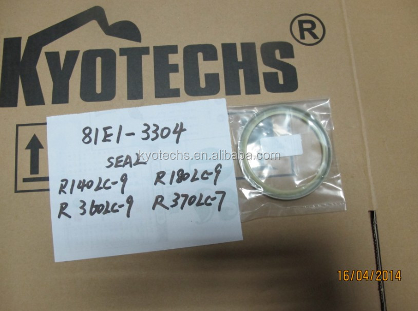 81E1-3304 SEAL SEAL R140LC-7 R180LC-9 R210LC-9 R210NLC-9 R235LCR-9 R240-7 R290LC-9 R305LC-7 R370LC-7 R360LC-9 SEAL.jpg