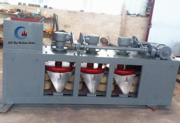 2014 new cross belt magnetic separator for tantalite concentrate upgrading