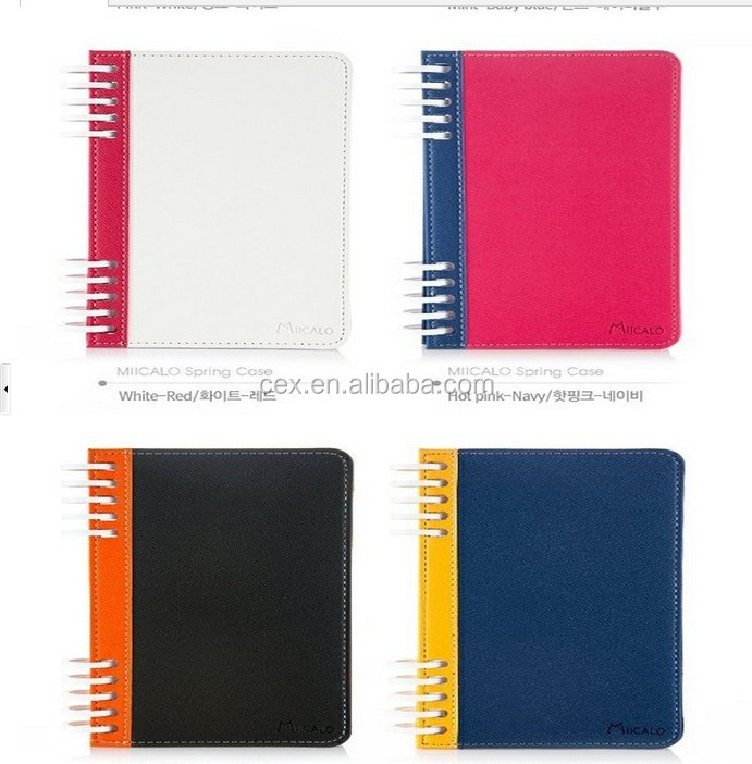 Wholesale - Luxury Diary note book calendar Wallet book Leather Case for Galaxy S4 credit card holster stand purse case