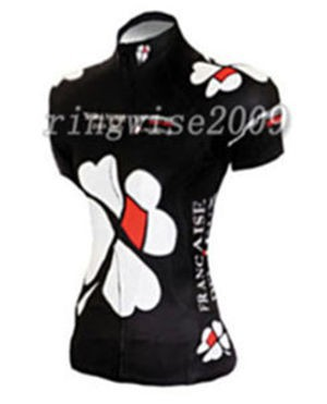 Женский костюм для велоспорта FDJ Francaise Des : xs/xxxxl