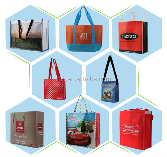 Carry Bag/2014 China Waterproof Wholesale Fasion Tote Shopping Carry Bag