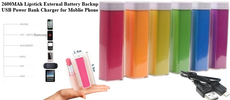 Lipstick Power Bank Lipstick Power Bank