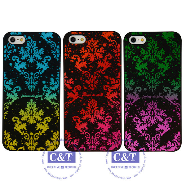 C&T Lovely Style for iphone 5 cover,cover for iphone 5 ,for iphone cover