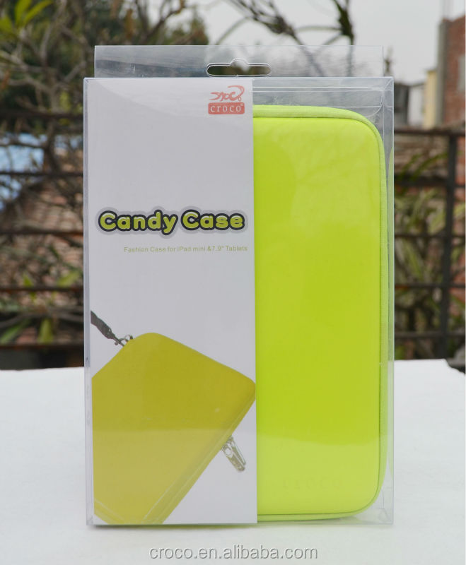 CROCO Shiny candy PU&EVA tablet covers & cases for tablets for ipad mini case