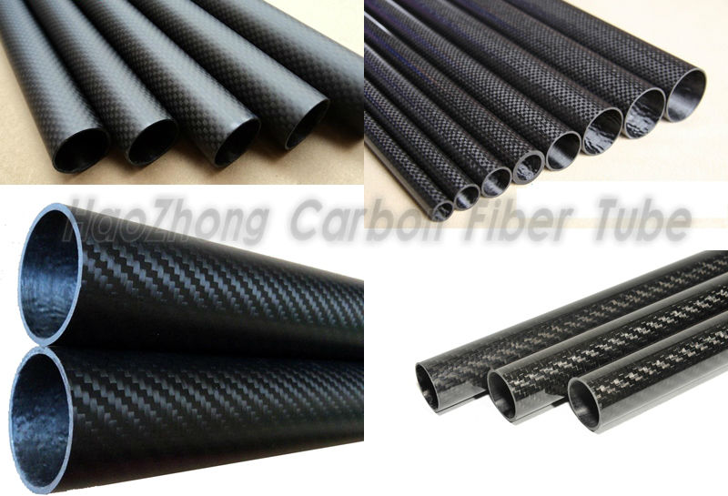 2 pcs 42MM OD X 40MM ID X 1000MM Carbon fiber tube/tubing/tail tube/wing tube Quadcopter arm Hexrcopter 42*40