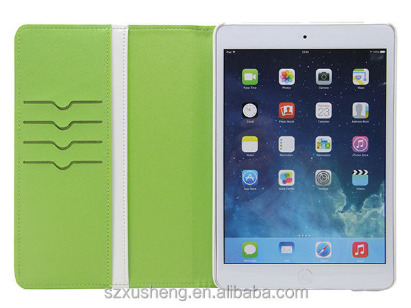 leather case for ipad mini with wallet