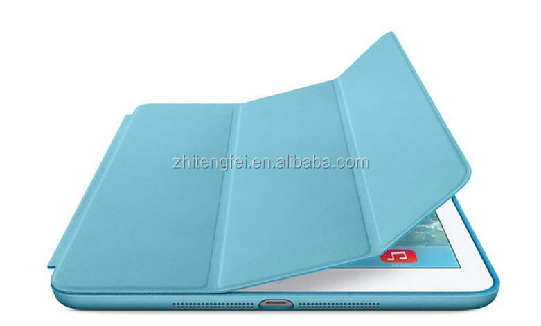 3 folding smart cover for ipad mini smart cover case