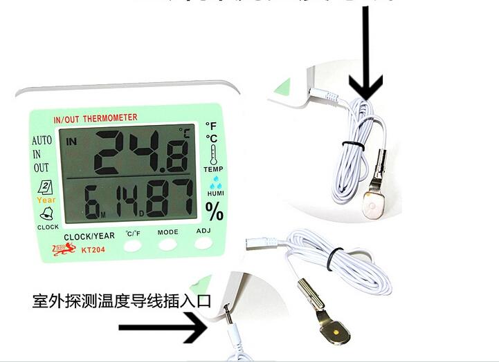 Электронный гигрометр своими руками 29