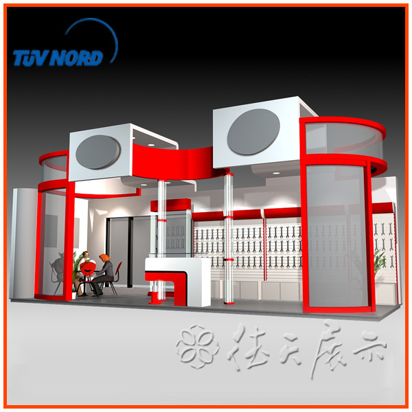 Standard Exhibition Booth : Rent standard exhibition trade show booth design buy