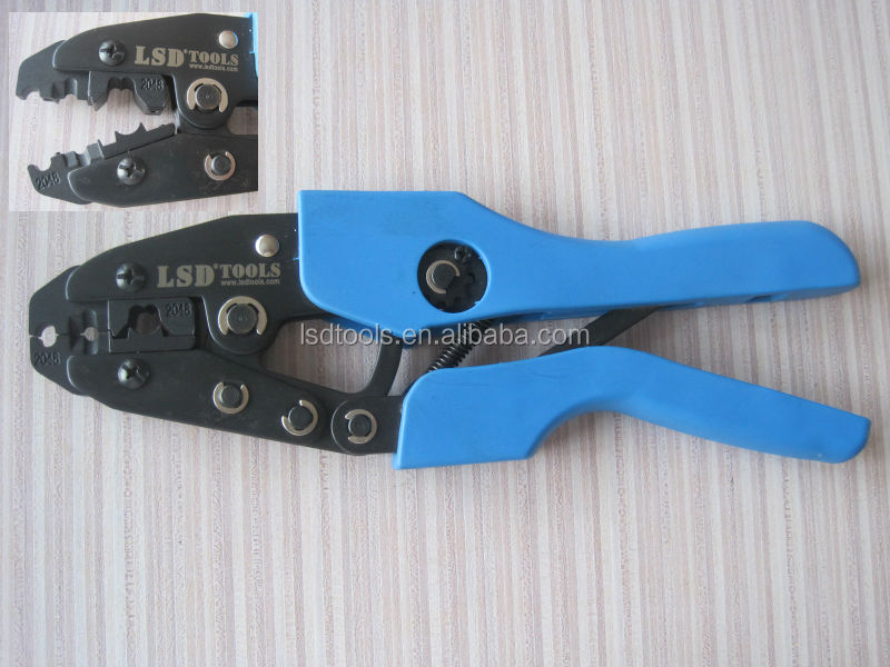 Crimping Spark Plug Wires Spark Plug Wire Crimping Tool