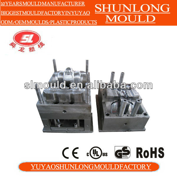 Yuyao Flower pot Plastic injection Mould