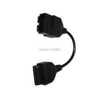 Диагностические кабели и разъемы для авто и мото KIA 20Pin 16Pin Felmale OBD2 OBDII 10
