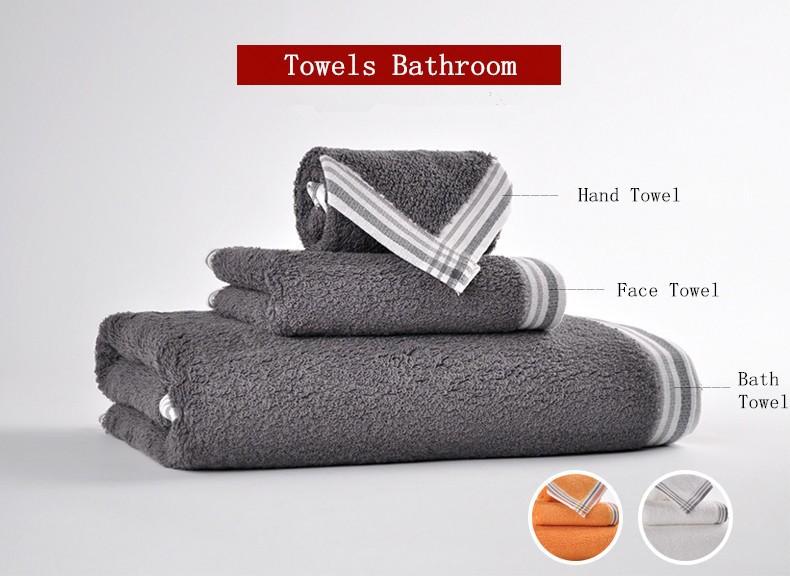 новый бренд полотенце maomaoyu set - 3шт/лот 100% хлопок полотенце & тряпкой лицо & пляж полотенце полотенца ванной