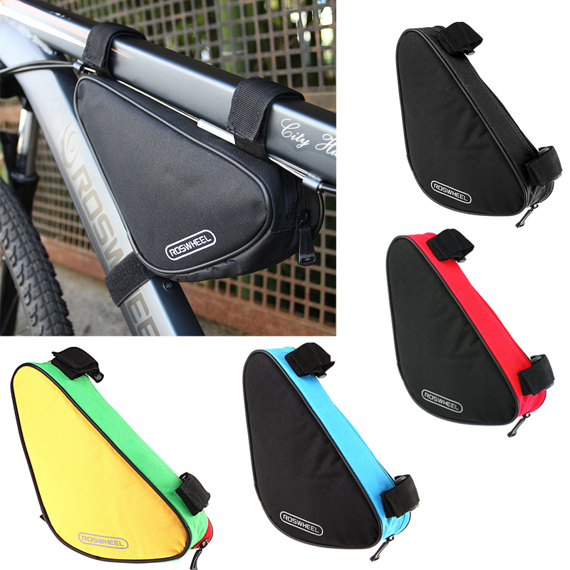 Best Waterproof Roswheel 1.5l Outdoor Triangle Cycling Bicycle Front ...