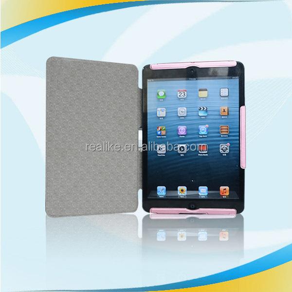 Sinatech 2014 Luxury pu for ipad mini cases