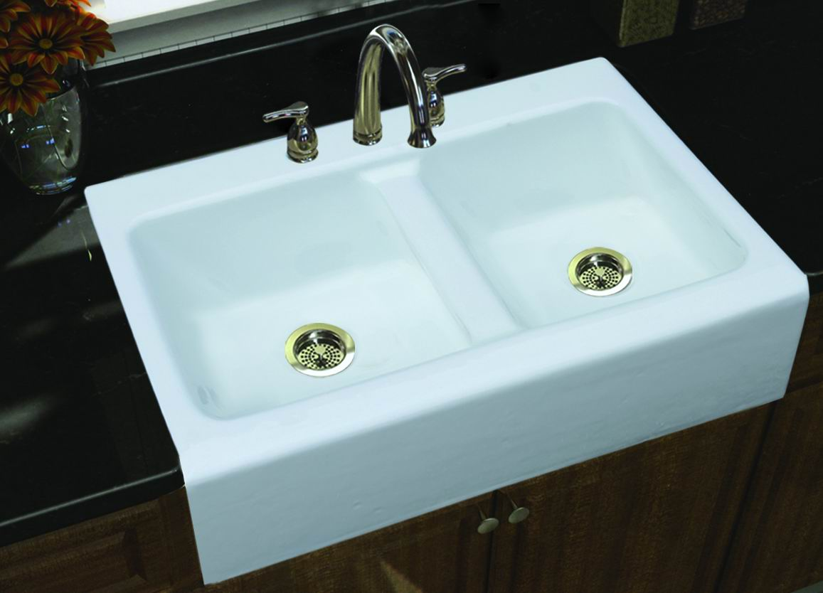 Best Apron Front Sink : ... DOMSJ? Single bowl top mount sink IKEA 25 year Limited Warranty Read