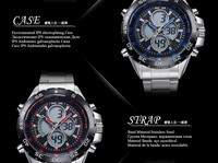 Наручные часы WEIDE Luxury 3ATM Homme Montre 30000463/30000464/30000465/30000466/30000467/30000468
