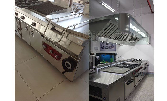 Electric Pancake Griddle Or Hamburger Griddle(INEO are professional on commercial kitchen project)