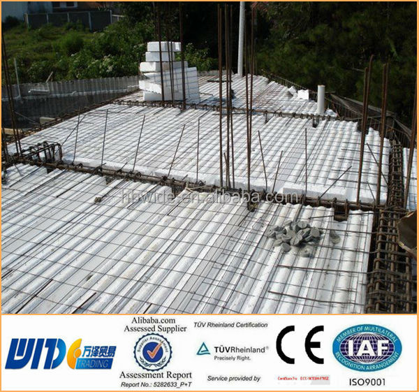 Hot Sale 3d Wire Mesh Panel /welded Wire Mesh Panel/3d Eps Panel Tuv ...