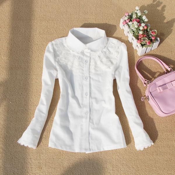 Блузки На 1 Сентября Для Девочек Купить