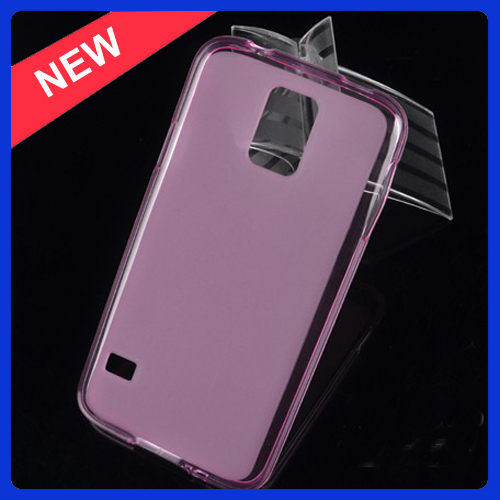 2014 Factory Supply Free Sample Nontoxic TPU Case for Galaxy S5