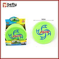 New design plastic flying disc/Wholesale frisbee