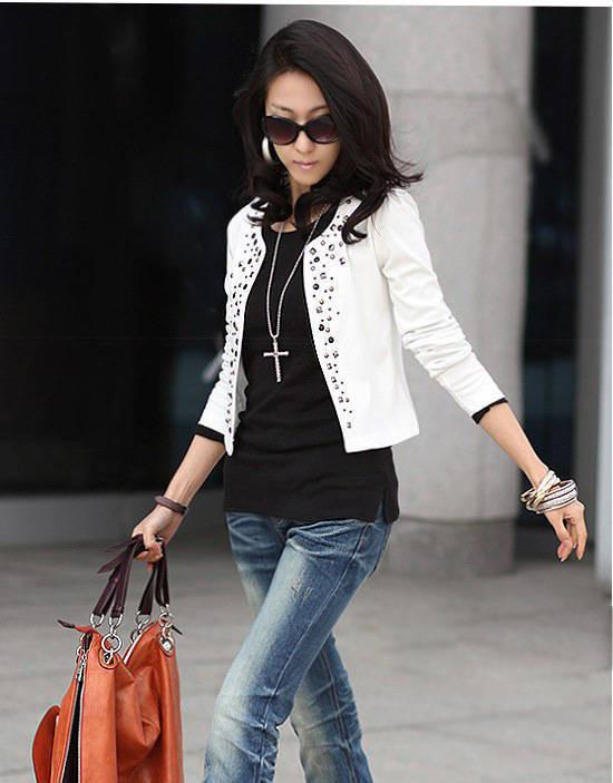 Фото женских коротких пиджаков