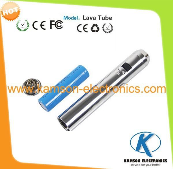 ถูก ที่มีคุณภาพที่ดีที่สุดหลอดลาวาแรงดันไฟฟ้าตัวแปรที่มี18350/18650แบตเตอรี่บุหรี่อิเล็กทรอนิกส์ce4 a tomizerจัดส่งฟรี
