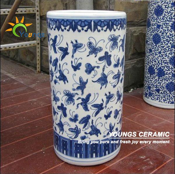 Umbrella vase