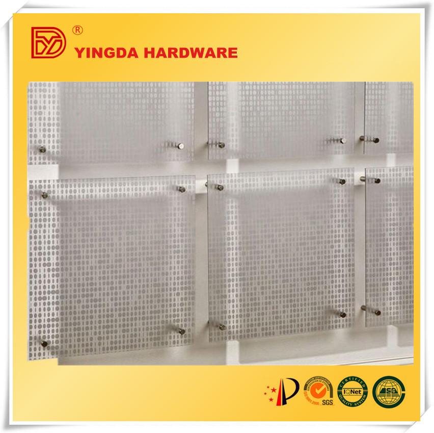 Glass Panel Holder Ss201 Ss304 Glass Panel Holder