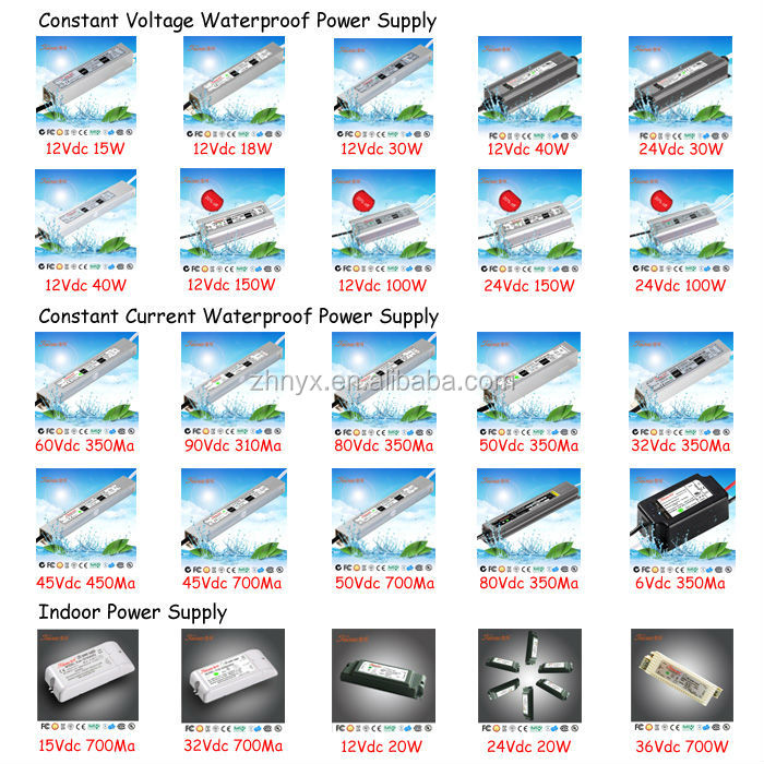 33V 49.5W Constant current 1500mA LED Driver JDS-331500P tauras