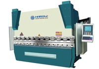 Гибочная машина WC67Y-80/2500 Electro hydraulic servo CNC hydraulic sheet bending machine, CNC Hydraulic bender, Press brake