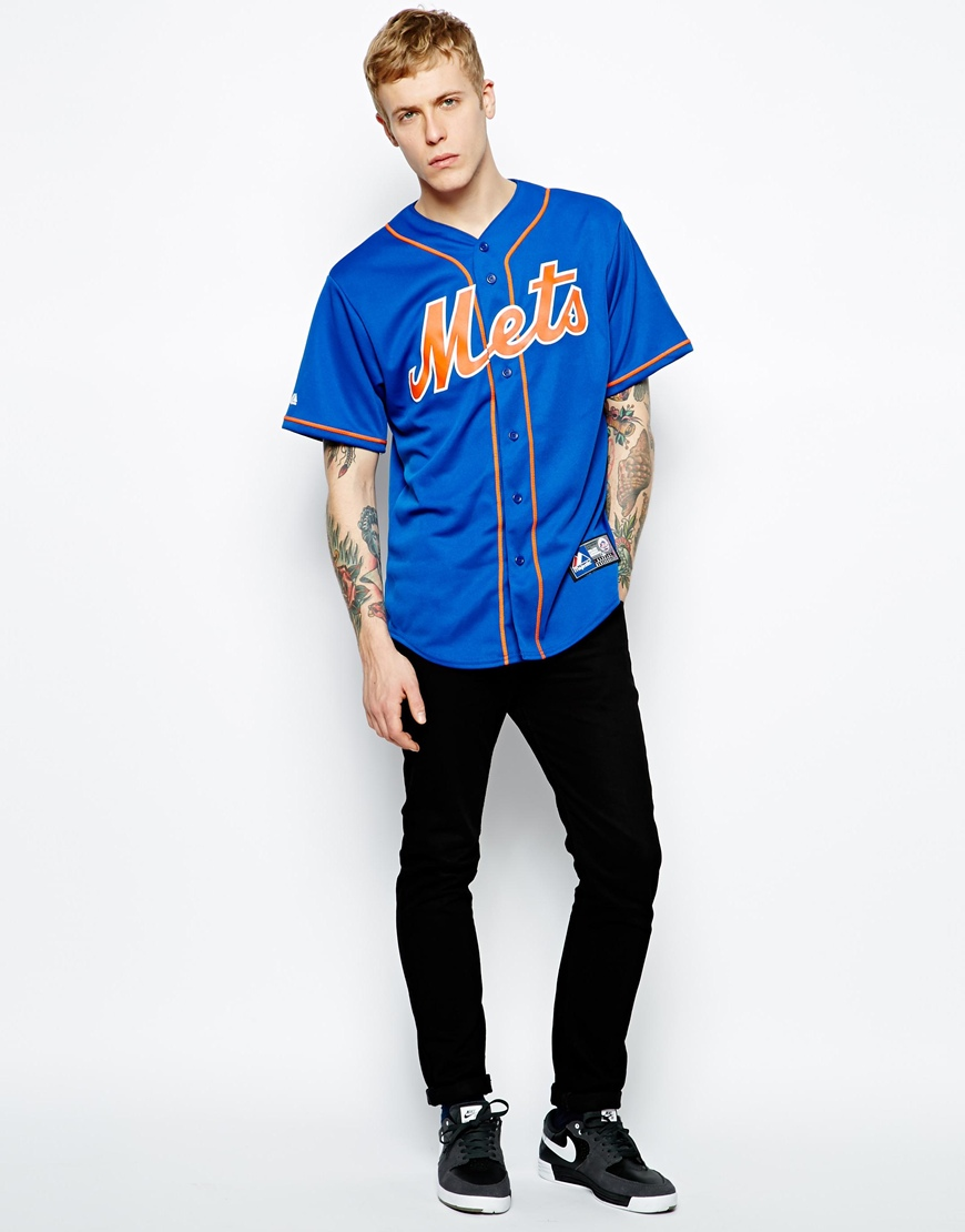 2014 Cheap New York Mets Alternate Baseball Jersey Dry Fit