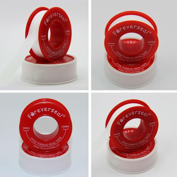 Standard & gamme de produits PTFE 100% PTFE matières premières ruban PTFE