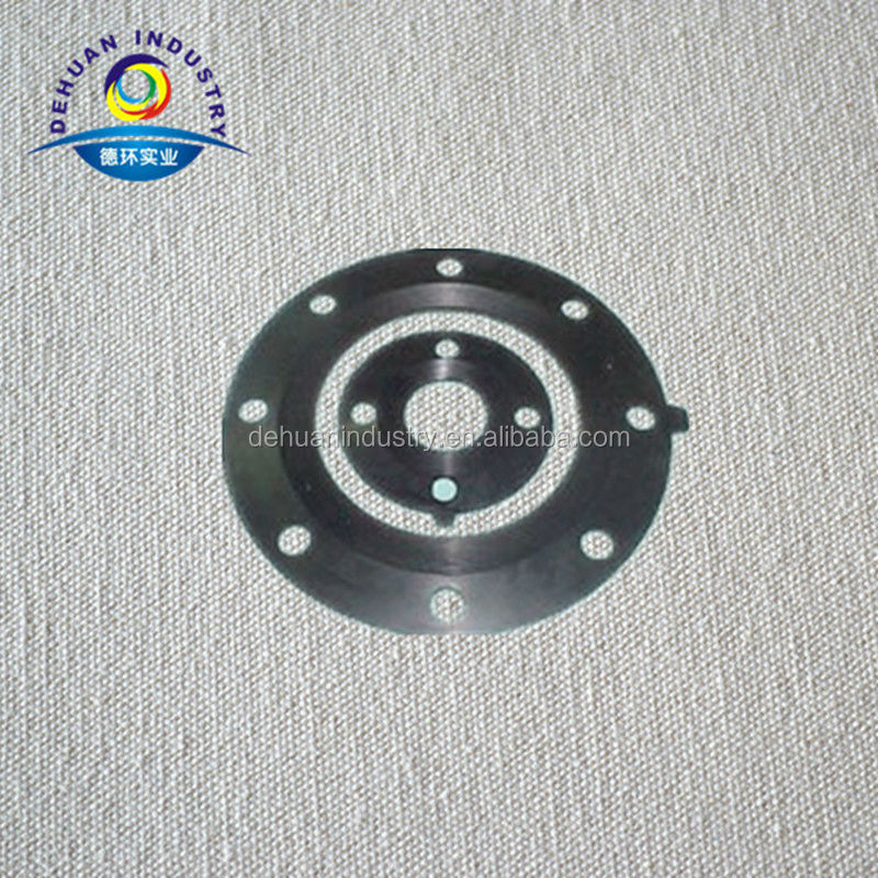 Neoprene rubber flange round gaskets suppliers from china