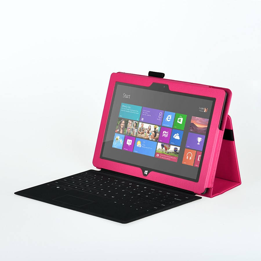 surface pro stand hot pink(03)