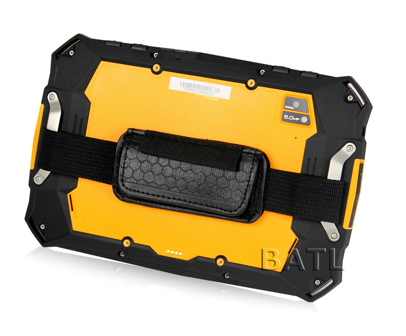 IP68 rugged tablet pc with 7'' IPS touch screen GPS+3G Cruiser T88 ip67 rugged tablet pc