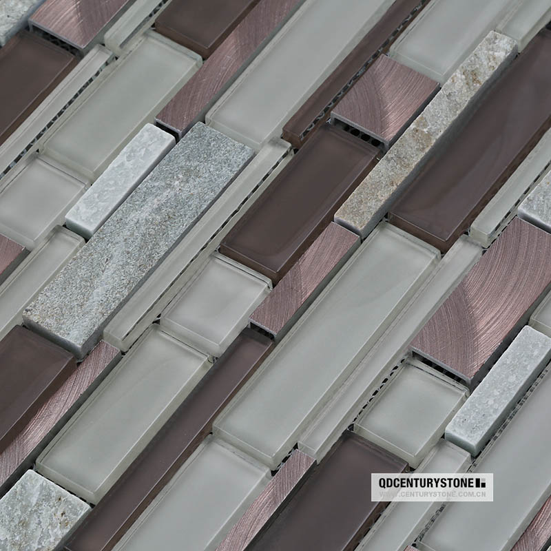 how to cut glass stone and alluminum tiles