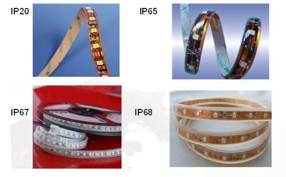 5M LED Strip Waterproof RGB 5050 flexible led strip 60led/m RGB led ribbons strip RGB led tapes strip